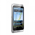 Nokia E7 8mp Quadband Symbian OS Mobile Phone (Silver)