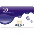 Zool Pay Virtual Visa Card Loading cards $10