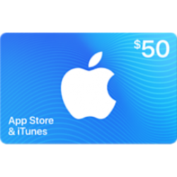 App Store & iTunes Gift Cards by Mail